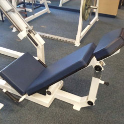 Gym and Fitness Center Upholstery