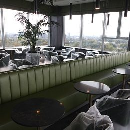 Bar, Restaurant and Hotel Upholstery